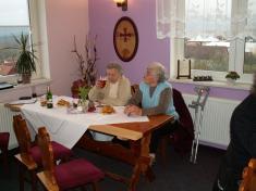 Setkání Klubu důchodců