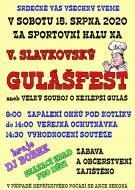 V. Slavkovský GULÁŠFEST 1
