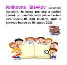 Knihovna Slavkov herna pro děti a tvořivý čtvrtek pro děvčata