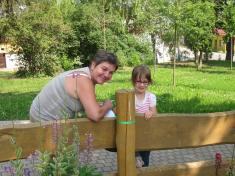 Ekohrátky v parku